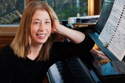 Dr. Elena Ruehr, an award-winning faculty member at MIT, will be the keynote speaker for UNCP's Darkwater Women in Music Festival.