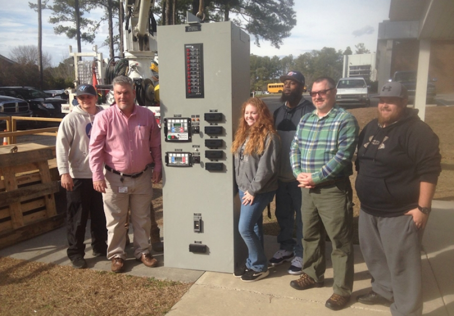 The Richmond Observer Pee Dee Electric Donates 10000 Worth Of
