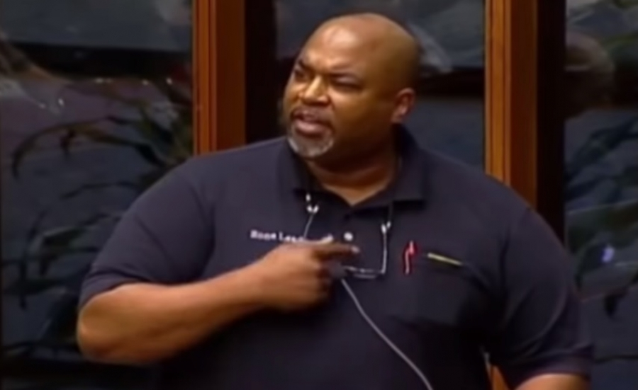 Mark Robinson, whose pro-gun speech in front of the Greensboro City Council went viral, announced his candidacy for lieutenant governor on Tuesday.