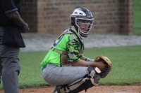 Rising sophomore Colin Wheeler had an RBI single in Monday's win over Union Pines.