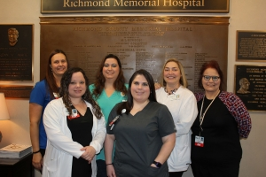 FirstHealth Moore Regional Hospital-Richmond celebrates its Certified Nurses during Certified Nurses Day on March 19. Certified Nurses are board certified and play an important role in the assurance of high standards of care for patients and their loved ones.