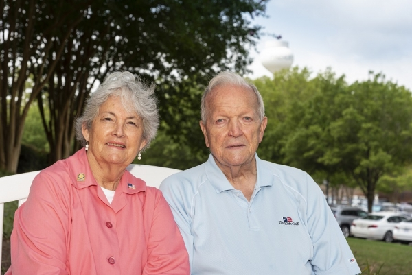 Betty and Ken Hill are advocates of clinical trials through FirstHealth of the Carolinas.