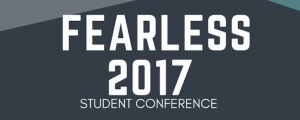 Fearless 2017 will take place this weekend, September 15 and 16, at Freedom Baptist Church in Rockingham.