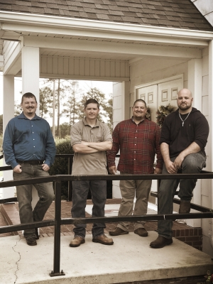 "The Axe Handlers will be playing bluegrass music at the ""Car""certs at the Cole on Friday. Among the band members is Ellerbe native Luke Vuncannon."