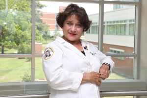 UNCP nursing professor Cherry Maynor Beasley has been named a fellow in the American Academy of Nursing