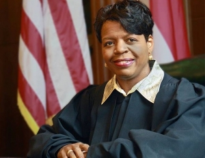 Cheri Beasley was appointed Chief Justice of the N.C. Supreme Court by Gov. Roy Cooper on Tuesday.