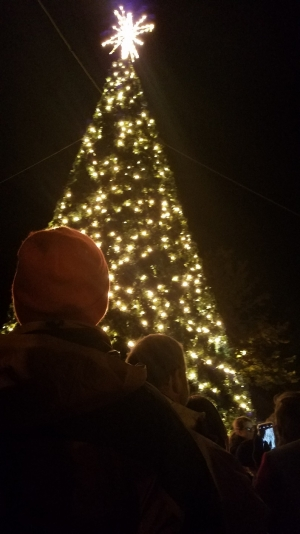 Rockingham, other towns cancel tree-lighting ceremonies