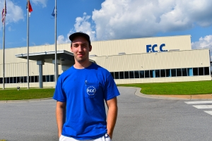 Jason Dailey is an engineer for FCC in Laurinburg. He is a graduate of Richmond Community College's Mechanical Engineering Technology program.