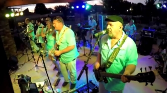 The Tonez kick off the annual Plaza Jam series this Thursday.